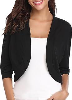 167739a8a Amazon.es: chaquetas fiesta mujer: Ropa