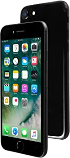 Điện thoại di động Apple – Apple iPhone 7, 256GB, Jet Black – For AT&T / T-Mobile (Renewed)