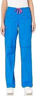 WonderWink Women's Wonderflex Joy Denim Style Staight Leg Scrub Pant