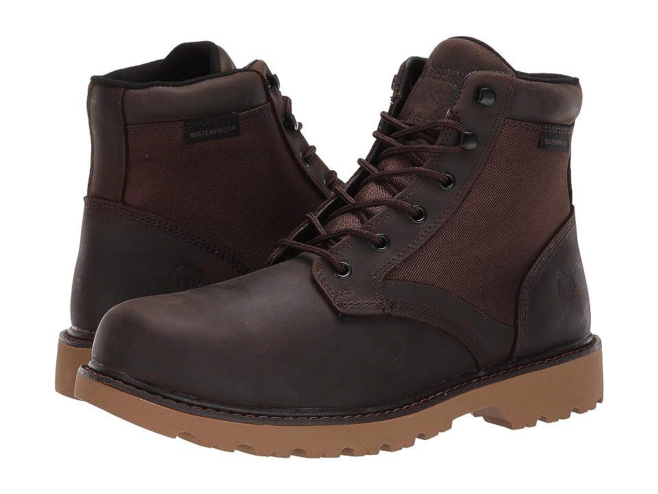 Wolverine Heritage Field Boot Soft Toe (Dark Brown) Men