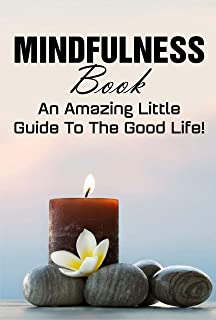Mindfulness Book An Amazing Little Guide To The Good Life!: Stress Management Books
