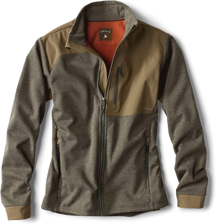 Orvis Men's Hybrid Wool Fleece Jacket