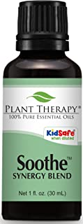 Plant Therapy Soothe (Anti Eczema) Synergy Essential Oil Blend.100% Pure, Undiluted, Therapeutic Grade. Blend of: Lavender...