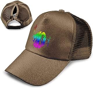 Phish Adjustable Athletic Trucker Hat Mesh Baseball Cap