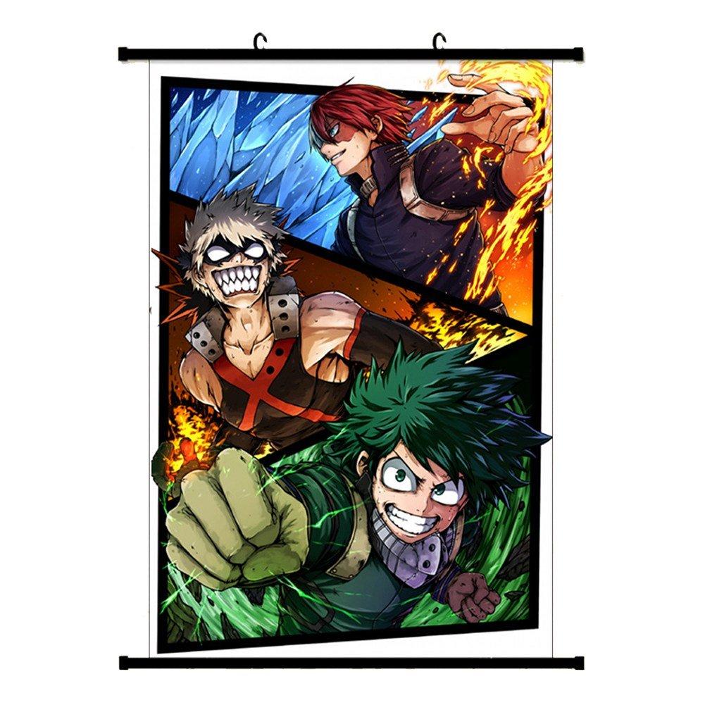 40x60 CM My Hero Academia Anime Wall Scroll Medium Size