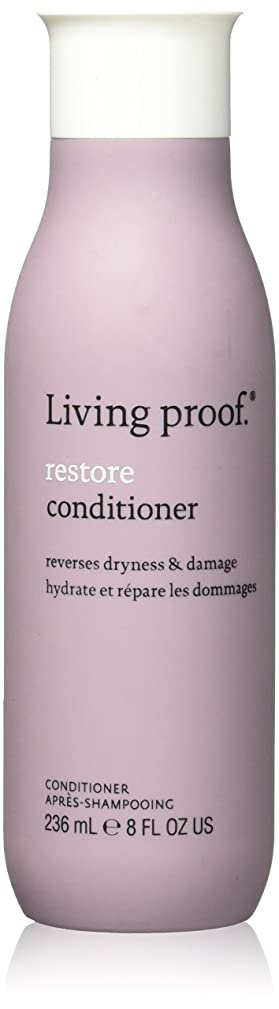 成果リファイン評価Living Proof 復元コンディショナー8オンス(2パック)