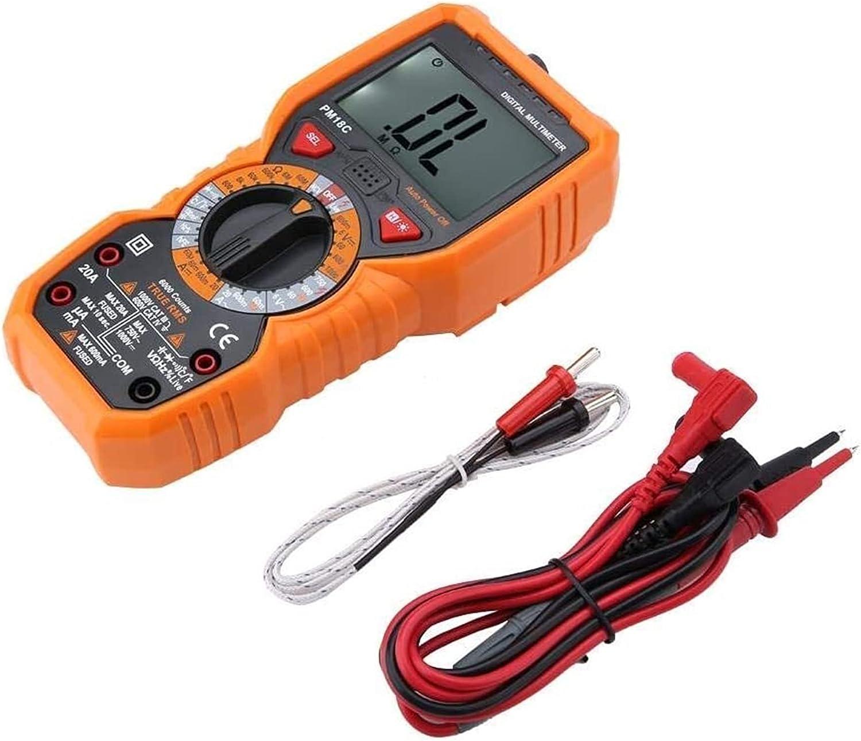 Max 87% OFF ZCX Finally popular brand Precise Instrument Digital Voltage Meter Current Multimeter