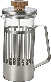 HARIO (ハリオ) フレンチプレス ハリオール トレビ コーヒー&ティー 2杯用 THT-2MSV