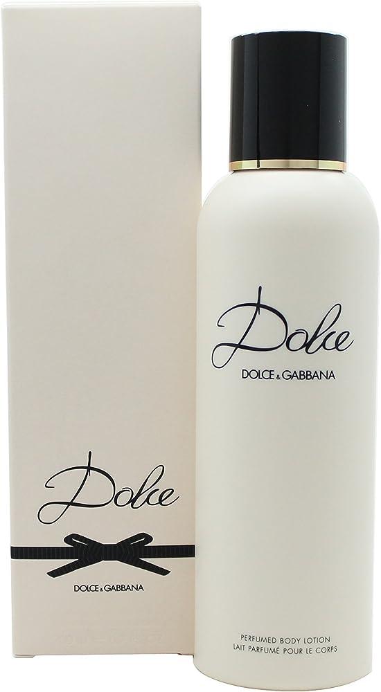 Dolce & gabbana dolce body lotion 200 ml crema idratante 10005086