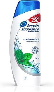 Head & Shoulders Anti Dandruff Cool Menthol Shampoo, 340ml