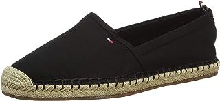 Tommy Hilfiger Women's Basic Tommy Flat Espadrille Open Toe Heels