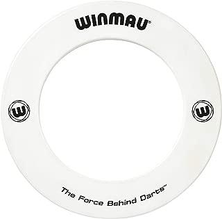 PerfectDarts WINMAU White Dartboard Surround Rubber Ring
