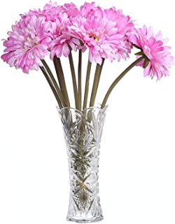 Memoirs- 5 Pieces Beautiful Artificial Flowers Flower Branch Floral Bouquet Fake Flowers Arrange Table Daisy Wedding Home Decor Party,as picuter2