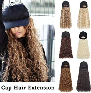 wig cap with long hair