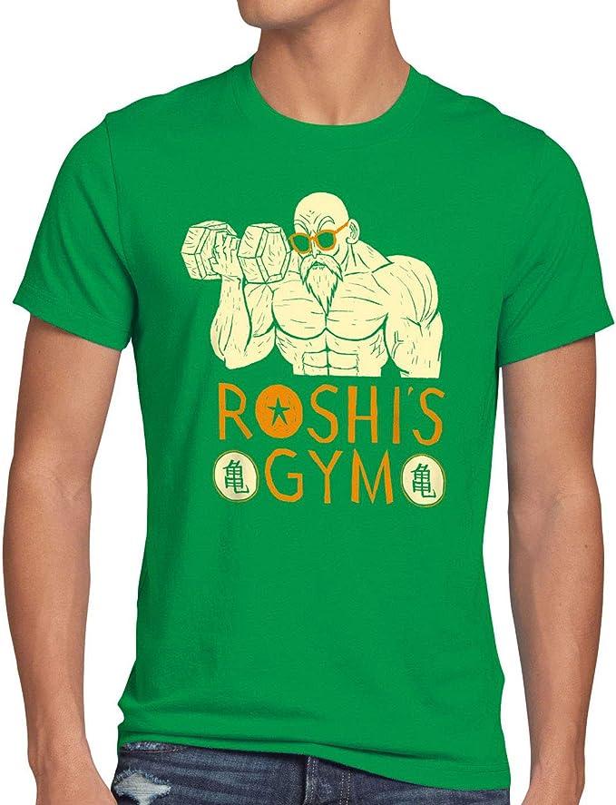 45 opinioni per style3 Roshi Dragon Master T-Shirt da Uomo Turtle Ball