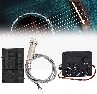 Pastilla de guitarra, pantalla LCD para piezas de repuesto de guitarra clásica para entusiastas de la guitarra