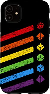 iPhone 11 D20 Retro Dice Dungeon Accessory Game RPG Dragons Gift Case