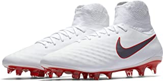 magista boots red