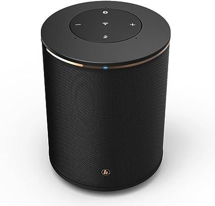Hama Smart Bluetooth Speaker with built in Alexa for Multi Room - Black, SIRIUM1400ABT