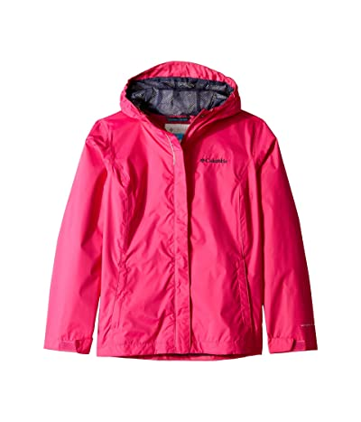 Columbia Kids Arcadiatm Jacket (Little Kids/Big Kids) (Haute Pink/Nocturnal) Girl