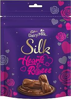 Cadbury Dairy Milk Silk Valentines™ Home Treats, 162 g