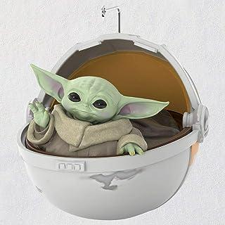 Hallmark Keepsake Star Wars The Child Mandalorian Ornament 2020 : Baby Yoda