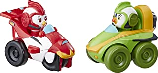 Top Wing Mission Control Racers 2 Pack: Rod & Brody from The Nick Jr. Show, Racers with Attached Figures, Toy for Kids Age...