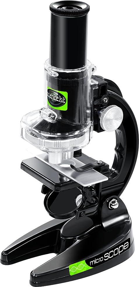 はさみ作成する衛星ハック 顕微鏡 ブラック W6×D11×H20 1811
