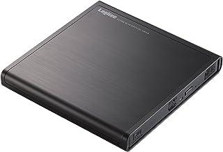 ロジテック DVDプレイヤー スマホ タブレット用 USB2.0 Android対応 ブラック LDR-PMH8U2PBK