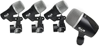 Best cad 4 piece drum mics Reviews