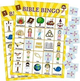 Best bible bingo for kids Reviews