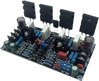 Ronyme Placa de módulo amplificador de potência HIFI 200W Mono A1943 C5200 Placa PCB após amplificador de tubo para equipa...