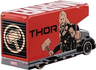Takara Tomy T.U.N.E Mov. 2.0 Ad Truck Thor '17, Black and Red