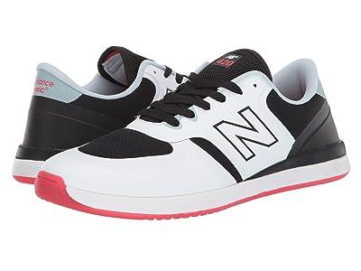 New Balance Numeric 420 (White/Black) Skate Shoes
