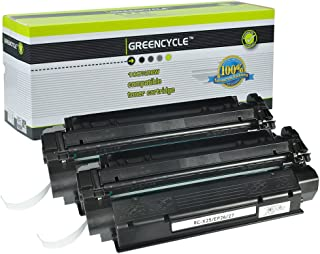 GREENCYCLE Compatible Toner Cartridge Replacement for Canon X25 8489A001AA use with ImageCLASS MF3110 3111 3240 Printer 2500 Page Yield per Toner (Black,2 Pack)