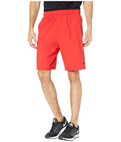 Nike Flex Shorts Woven 2.0 (University Red/Black) Men