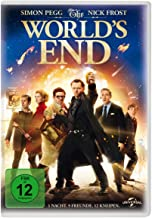 THE WORLDS END - SIMON PEGG,N 2013