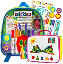 World of Eric Carle Backpack and Lunch Box Set - Deluxe 11