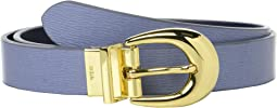 "1"" Saffiano to Smooth Reversible Belt"