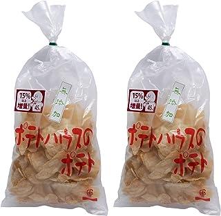 ポテトハウス ポテトチップ(無添加磯の味) 100g×2袋