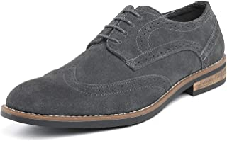Men's Urban Suede Leather Lace Up Oxfords Shoes