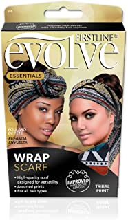 Evolve Wrap Scarf - Tribal Print MULTI-COLORED