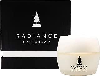 RawChemistry Natural and Organic Anti-Aging Eye Cream - Radiance All Natural and Organic, Luxury Under Eye-Cream