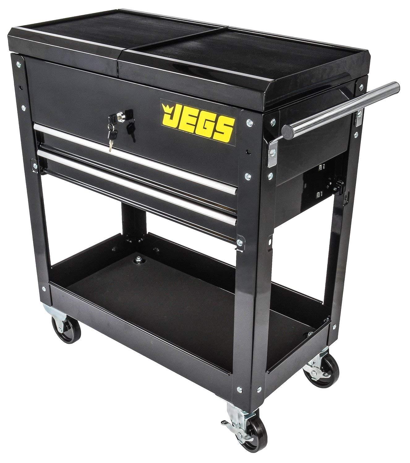 JEGS 81412 Heavy Duty Sliding Capacity