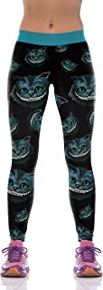 Unisex 3D Print High Elastic Waist Fancy Halloween Leggings