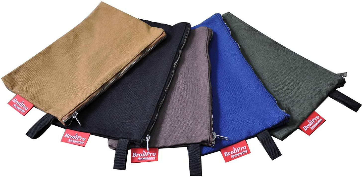 BroilPro Accessories 5 Pack Columbus Discount is also underway Mall Canvas Heavy Bags Du Waterproof Tool