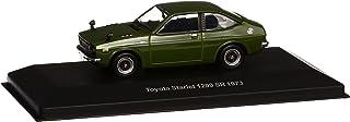 イクソ 1/43 TOYOTA Starlet 1200 SR 1973 Black Olive 完成品