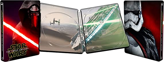 the force awakens steelbook