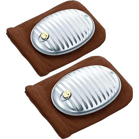 マルカ 湯たんぽ Aエース 袋付き 2個セット (2.5L)