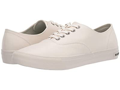 SeaVees Legend Sneaker Leather (White) Men